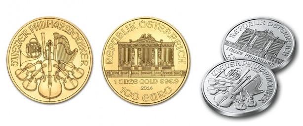 zlaté mince / philhar (celý)